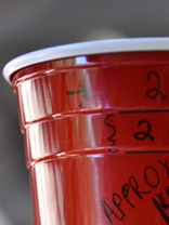 Keg Cup Measurements - Full Pic at Cheri Loughlin's site
