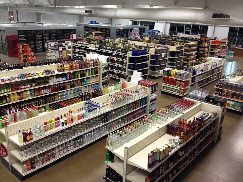 Largest Liquor Store in Michigan - Open Today! | Crafty booze for ...