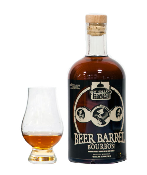 Beer Barrel Bourbon - Nick Drinks Blog