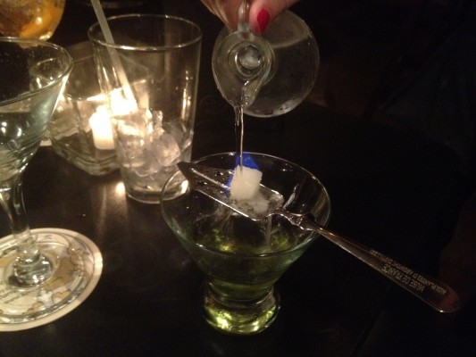 Green Fairy - Nick Drinks Blog