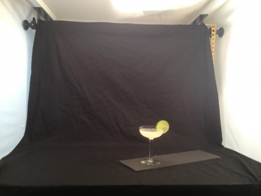 New Black Backdrop - Nick Drinks Blog