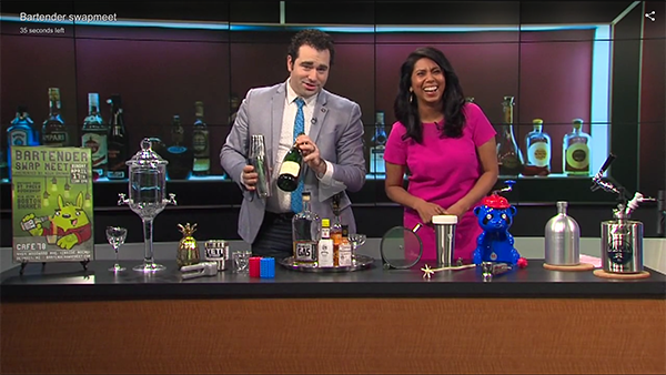 WXYZ - Bartender Swap Meet - Nick Drinks Blog