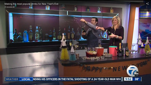 WXYZ - New Years Eve - Nick Drinks Blog