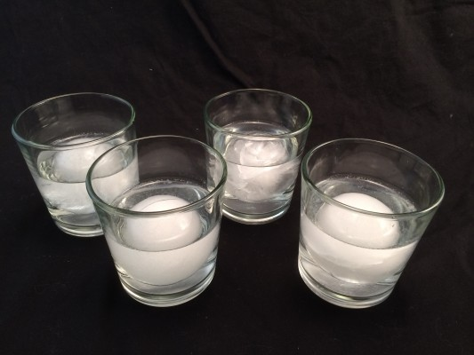 Ice Balls in Water - Nick Drinks Blog