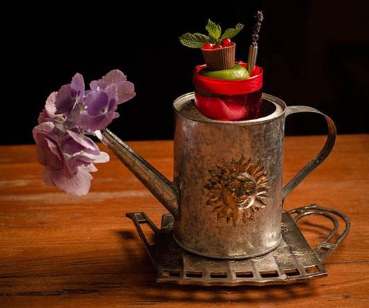 The Leonde Cocktail by Mihai Fetcu of Romania via NickDrinks.com - Nick Britsky