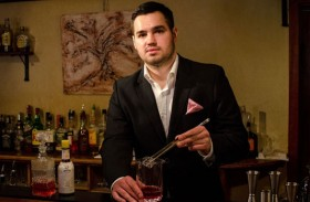 Featured International Bartender: Mihai Fetcu