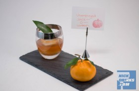 Thanksgiving Pumpkin Cocktails
