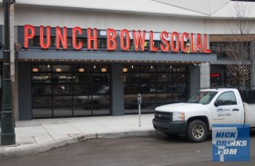 Opening of Punch Bowl Social: Detroit – Today