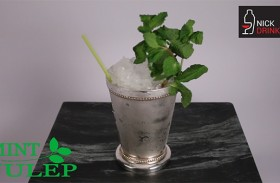 How to Make a Mint Julep – Video
