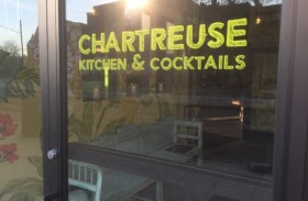 Chartreuse Kitchen & Cocktails – Opens Today