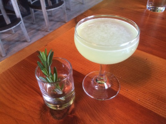 Chartreuse Kitchen and Cocktails Last Word - Nick Drinks Blog