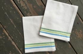 Handmade Bar Towels from Lish Dorset