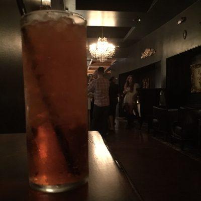 Post Event Celebration Cocktail - Nick Drinks Blog