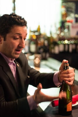 Joey Gewarges - Andiamo Restaurant Group Sommelier - Nick Drinks Blog