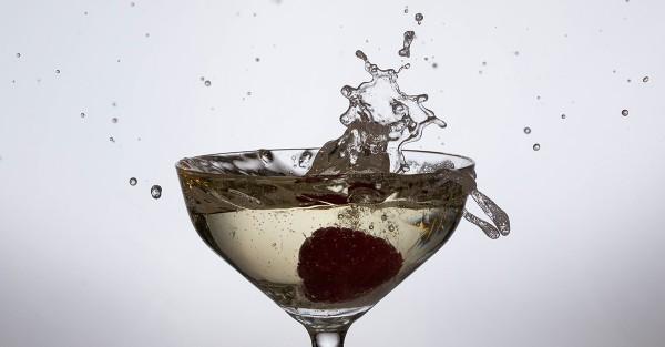Prosecco Splash - Nick Drinks Blog
